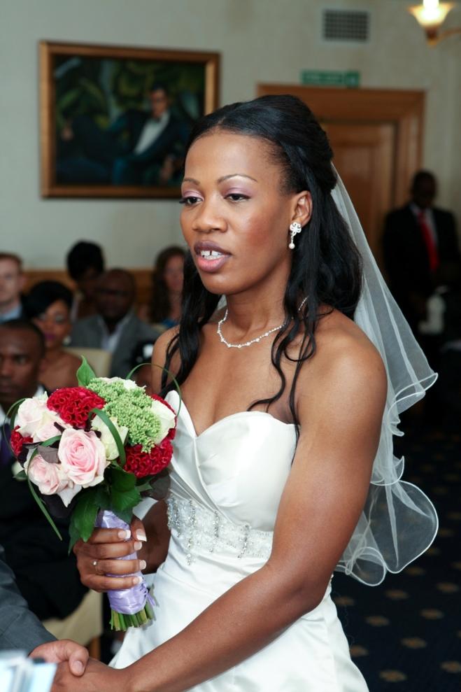 Bridal Makeup For Black Skin London - Black bridal Makeup