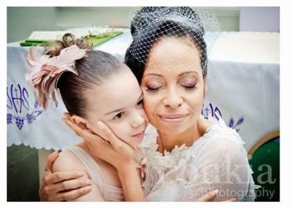 Bridal Makeup for Mixed Race Women in London