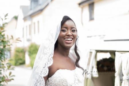 Bridal Makeup artist for black skin, Makeupology