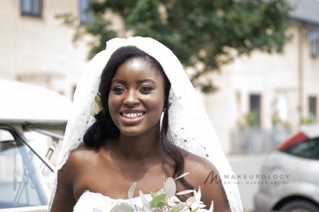 Bridal Makeup artist for black skin, Bridal Makeup Artist London , Makeupology