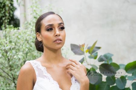 Bridal Makeup artist for black skin, Bridal Makeup Artist London, Makeupology
