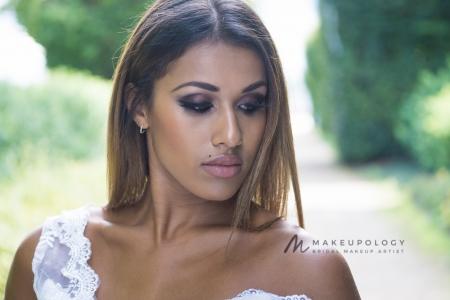 Bridal Makeup Artist London Makeup Artist for Black skin