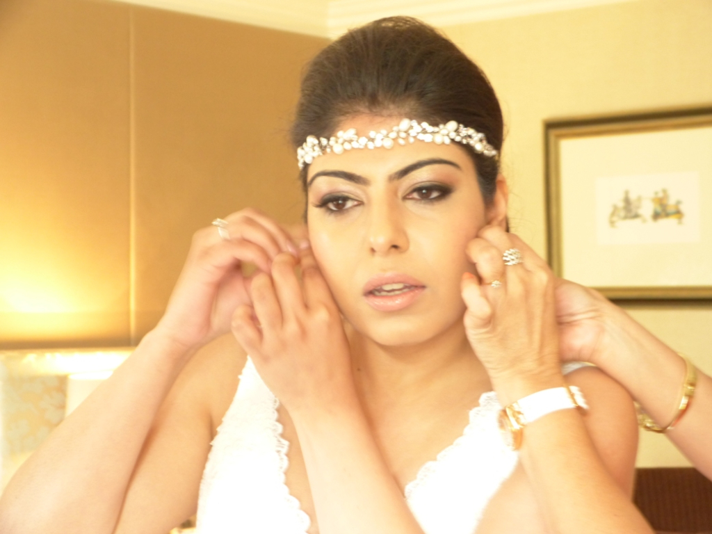 Bridal Makeup artist for Asian skin, Bridal Makeup Artist London, Makeupology