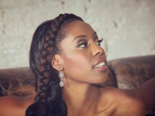 Makeup Artist for Black Skin London