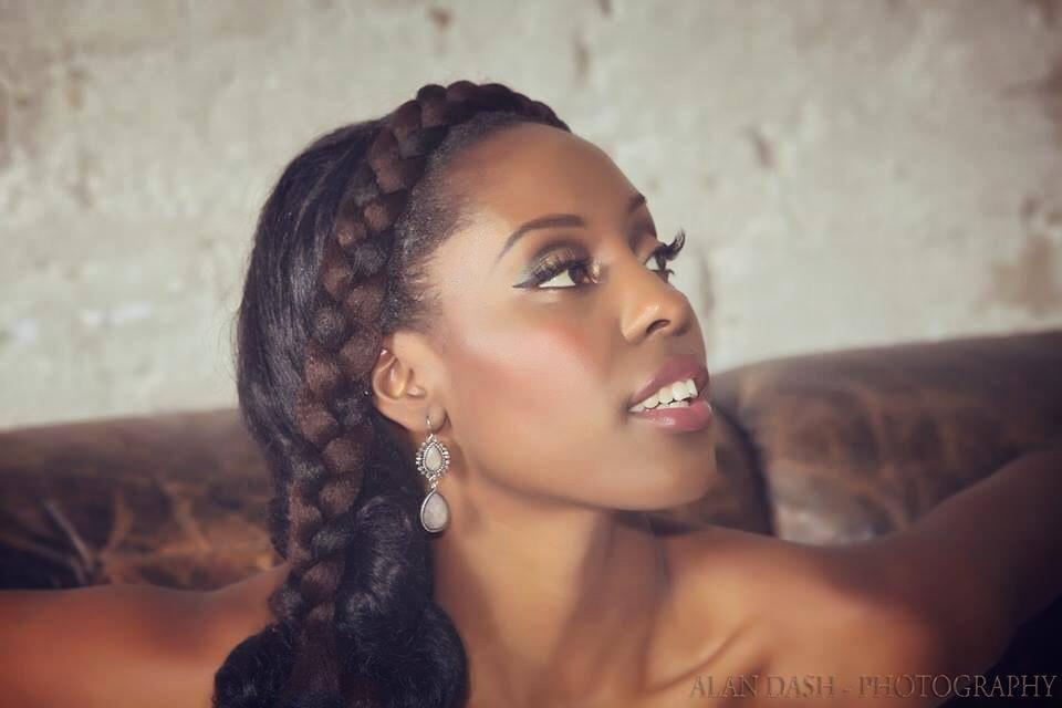 Bridal Makeup Artist for black skin in London. Makeupology