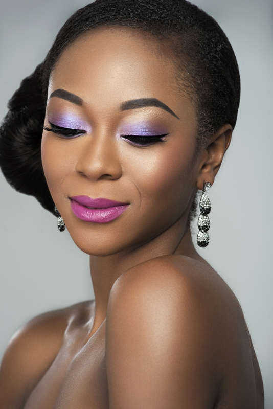 Bridal Makeup artist for black skin African/Caribbean ...
