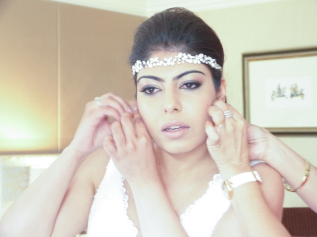 Makeupology Bridal Makeup Artist in London for Asian skin.
