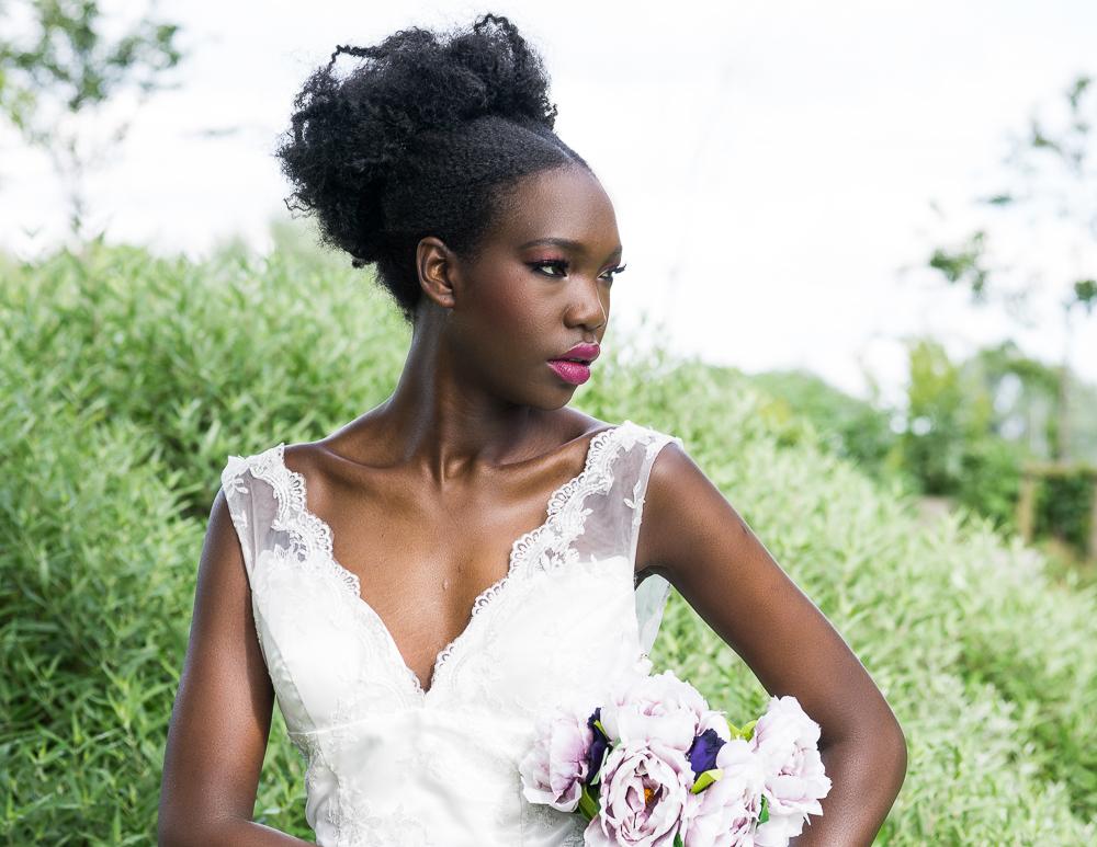 Bridal Makeup  Artist for Black Skin in London
