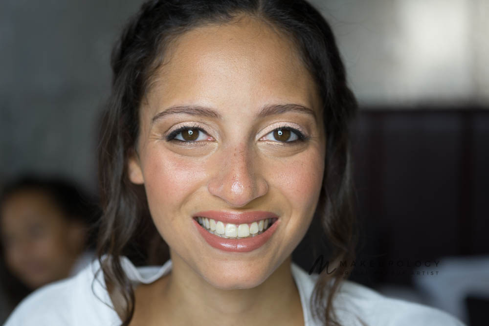 Makeupology Bridal makeup artist for mixed race skin in London.