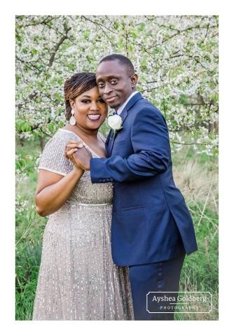 Makeupology Bridal Makeup Artist in London for black skin.