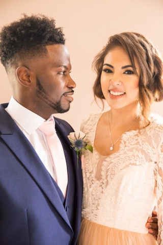Makeupology Bridal Makeup artist in London for Mixed Race skin