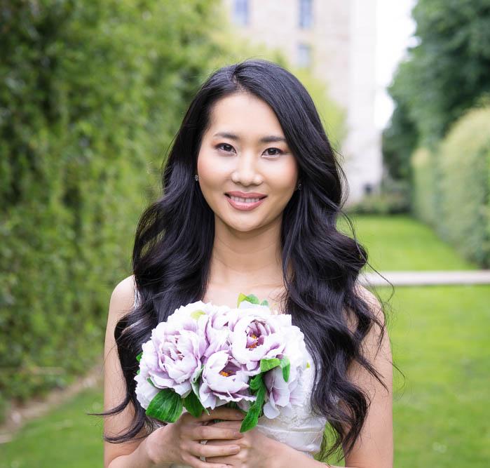 Makeupology Bridal Makeup for Asan skin