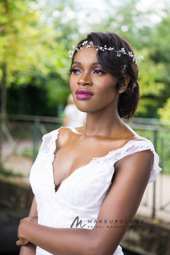 Bridal Makeup Artist For Black Skin | London | Book Bridal Makeup Now
