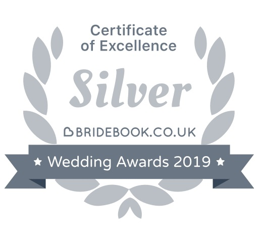 Bridebook Wedding awards