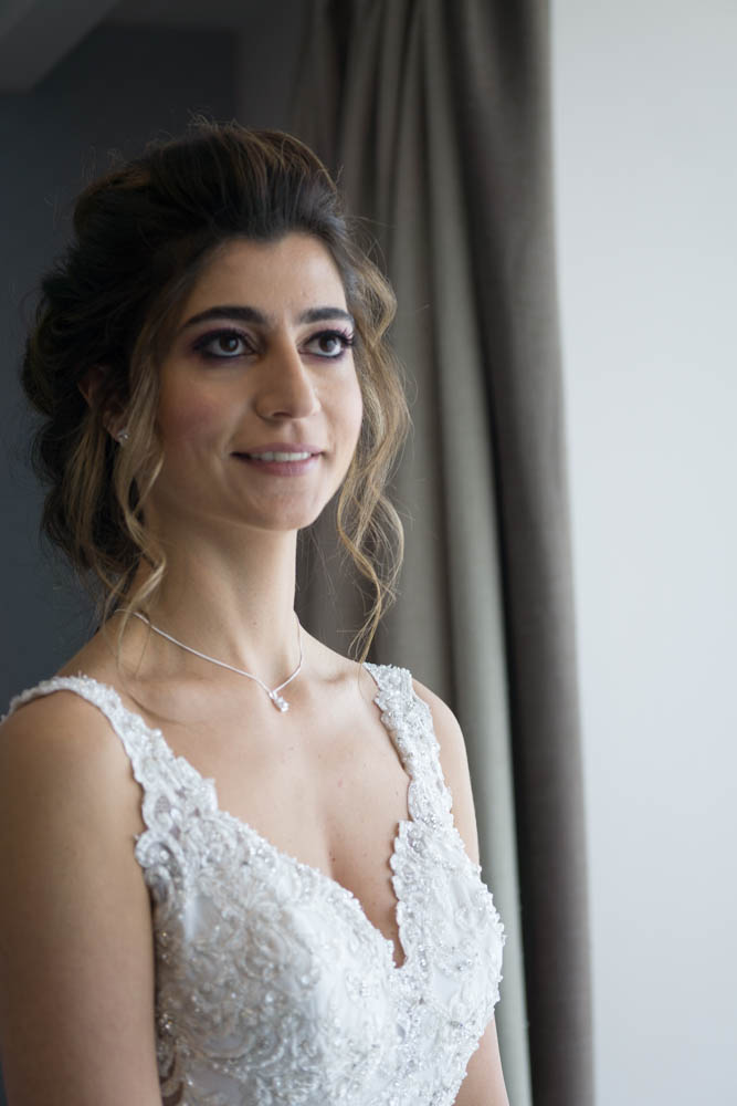 Bridal Makeup for Middle Eastern Bride, Ana's Wedding