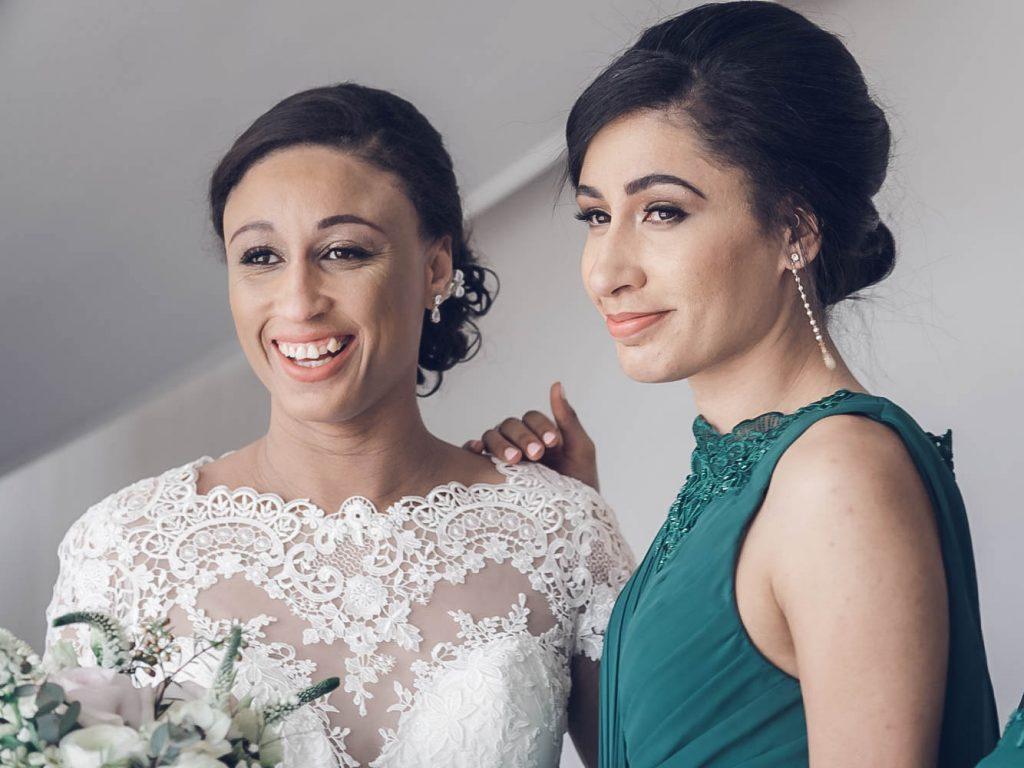Bridal makeup for mixed race skin - Makeupology Bridal Makeup artist