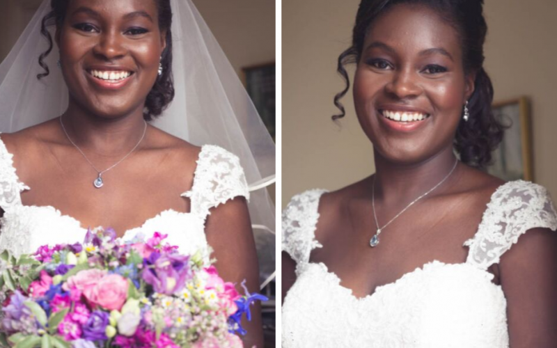 Bridal Makeup Artist for Black Skin, London, Makeupology