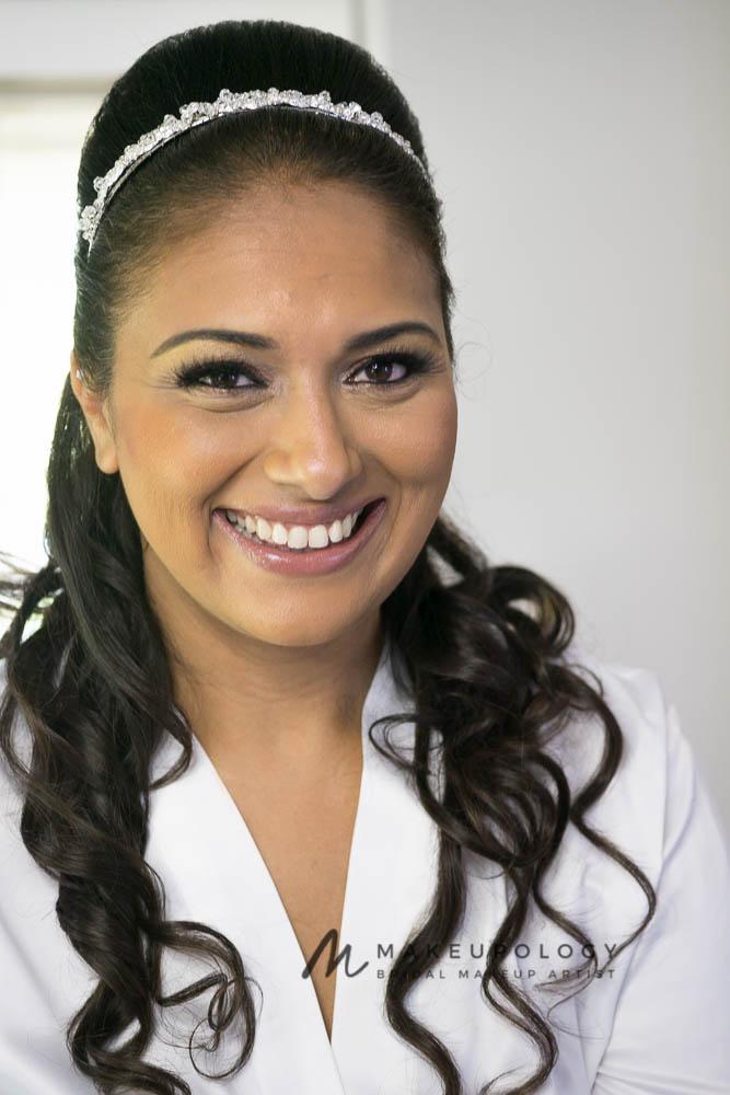 Bridal Makeup Artist London, Makeupology Asian Br