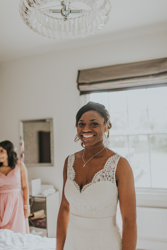 Makeupology Bridal Makeup artist in London for black skin