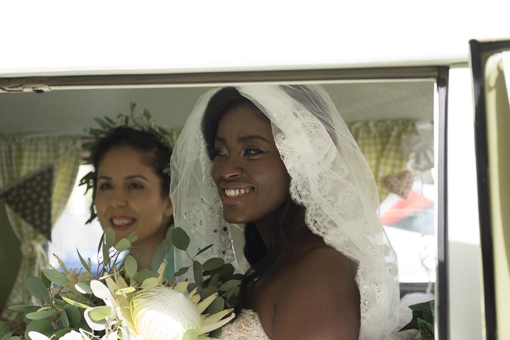 Makeupology Bridal makeup artist for black skin in London.