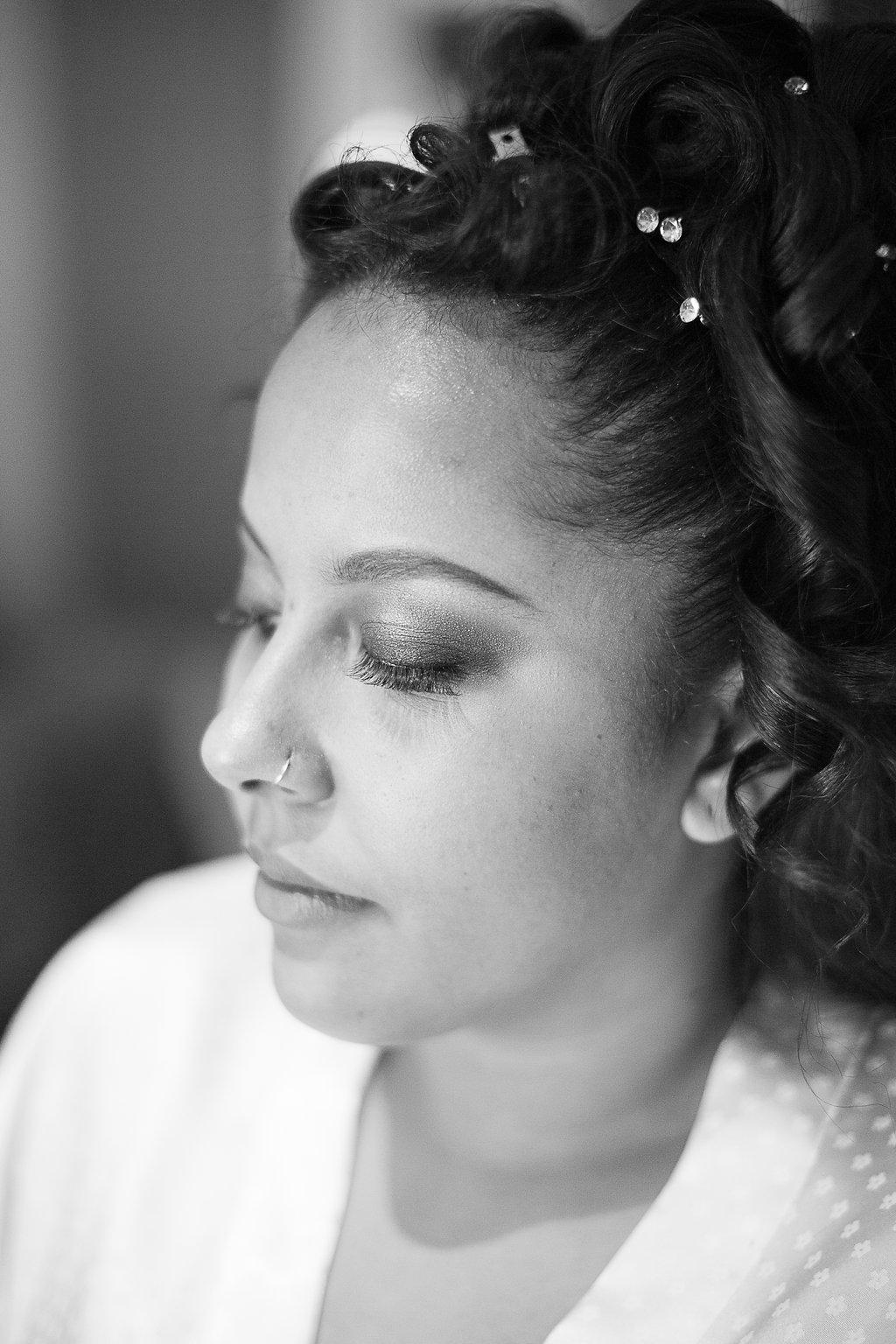 Gay & Lesbian Friendly wedding makeup artist in London