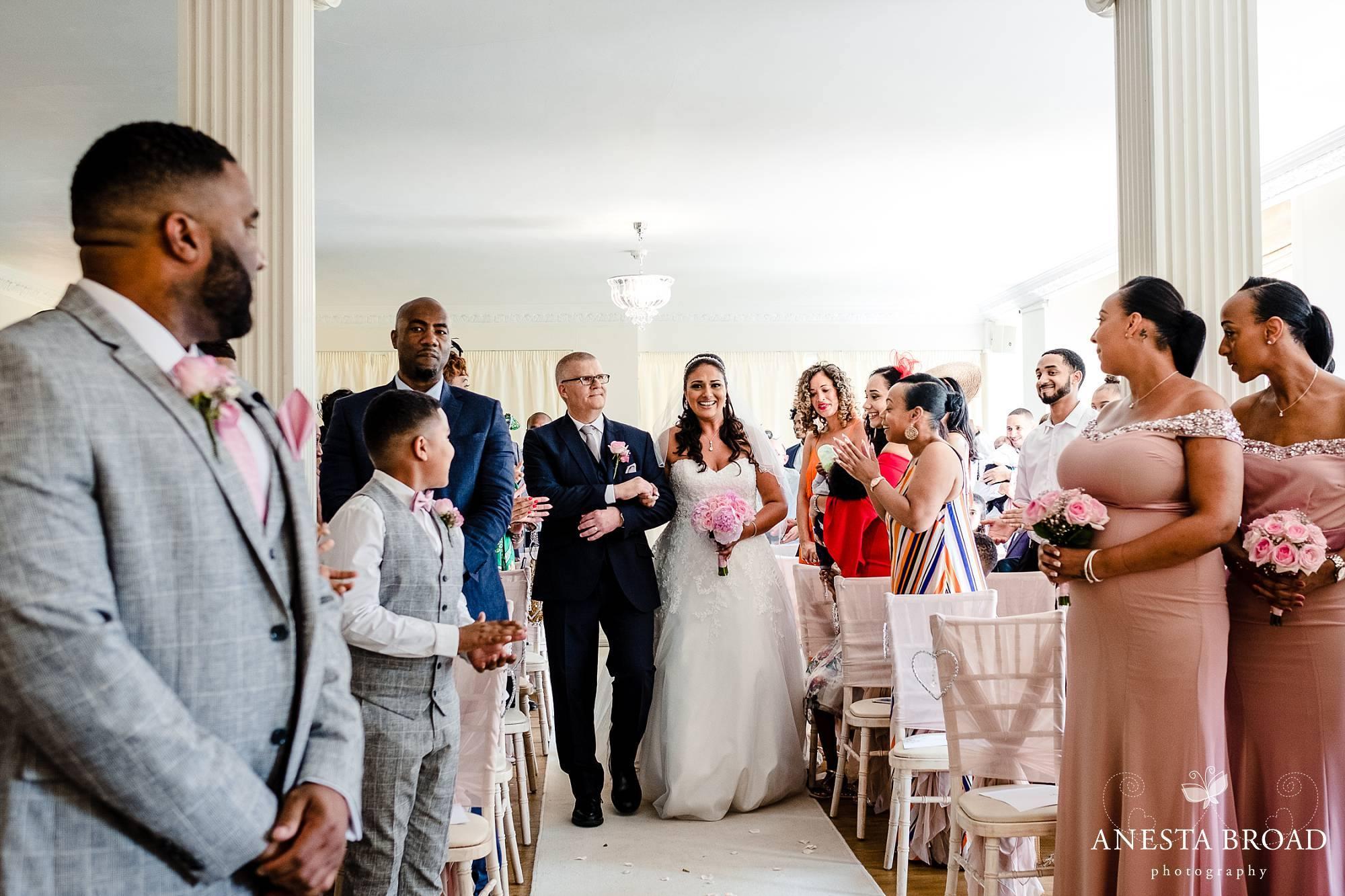 Natasha's Wedding | Quendon Hall