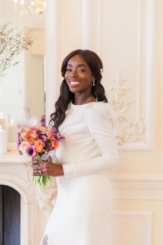 Makeupology Bridal Makeup For Black Skin  London