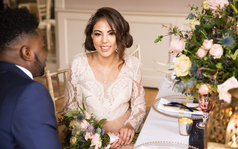 Bridal Makeup Artist for mixed race skin