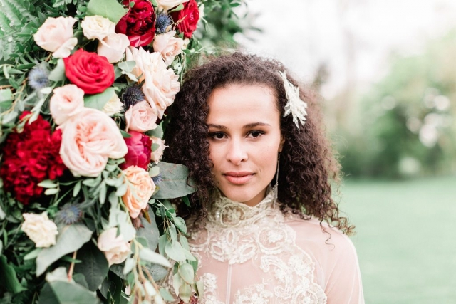 Bridal Makeup Artist for Mixed Race Skin, London, Makeupology