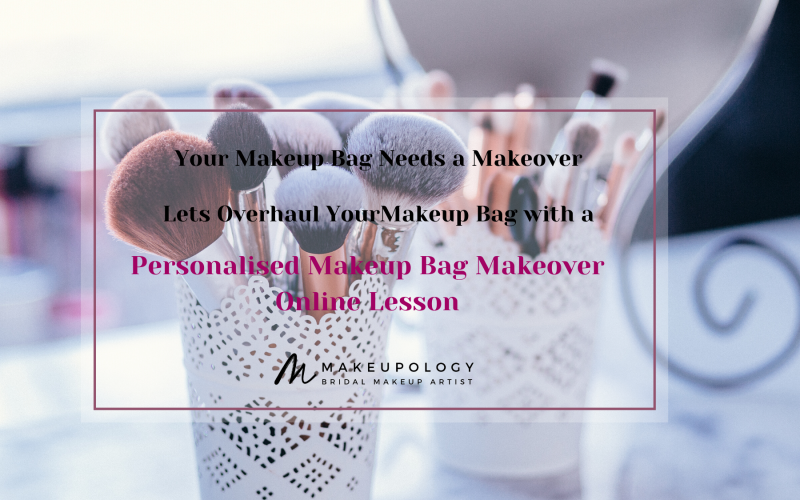 Makeup Bag Makeover by Makeupology