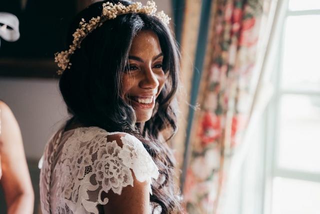Bridal Makeup for black skin Makeupology