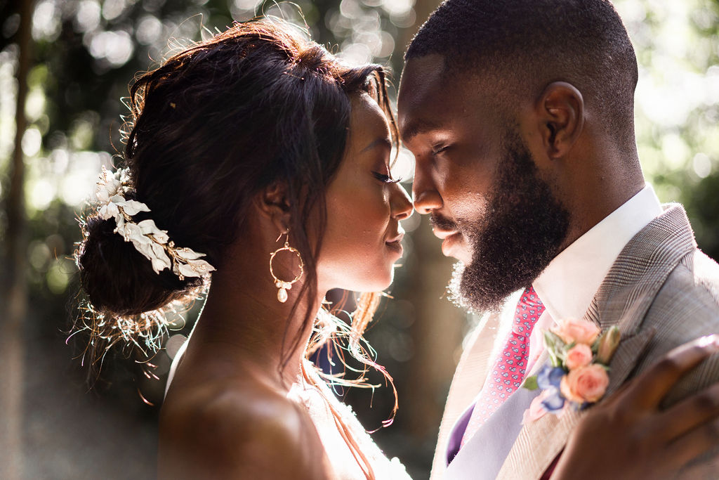 Forest Bloom Styled Shoot Featured in Munaluchi Brides